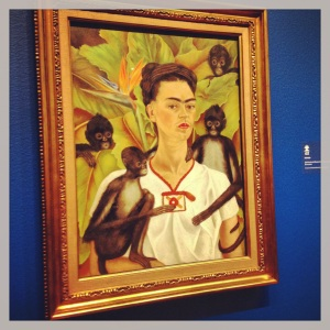 frida kahlo at the high museum - atlanta